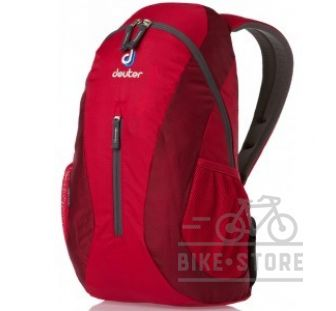 Рюкзак Deuter City Light колір 5520 fire-cranberry