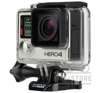 Відеокамера GoPro HERO4 SILVER Adventure
