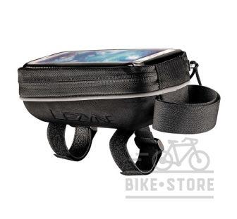 Велосумка KLS TRIAL на багажник черная