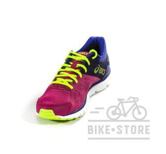 Кросівки Asics GEL-ZARACA 3 Рожевий / Сріблястий / Жовтий