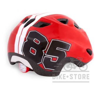 Велошлем Met Elfo red