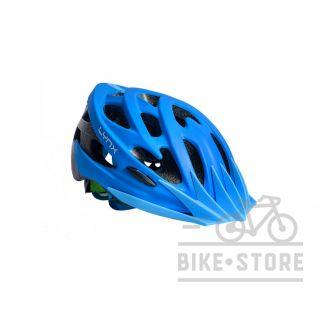 Велошлем Lynx Spicak Matt Blue