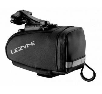 Велосумка Lezyne M CADDY QR, подседельная черный/черный