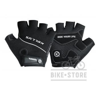 Велоперчатки KLS Race черный