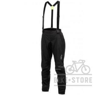 Велоштаны Craft 1902085 AB Rain Pants Wmn 9999 Black