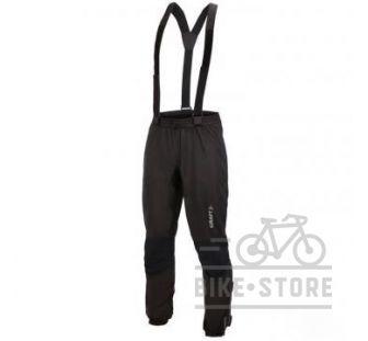 Велоштаны Craft 1902586 AB Rain Pants Man 9999 Black