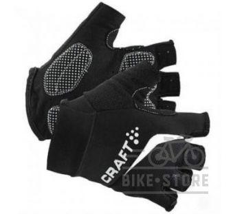 Велоперчатки Craft 1903305 Classic Glove Wmn Black/White
