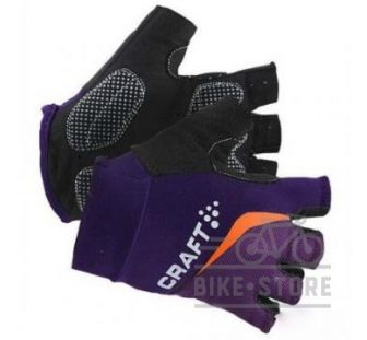 Велоперчатки Craft 1903305 Classic Glove Wmn Dynasty/Lilac/Flourange