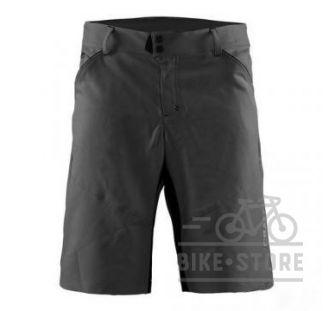 Велошорты Craft Escape Shorts M 2985 Granite/Black