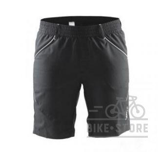 Велошорты Craft Escape Base Shorts W 9900 Black/White