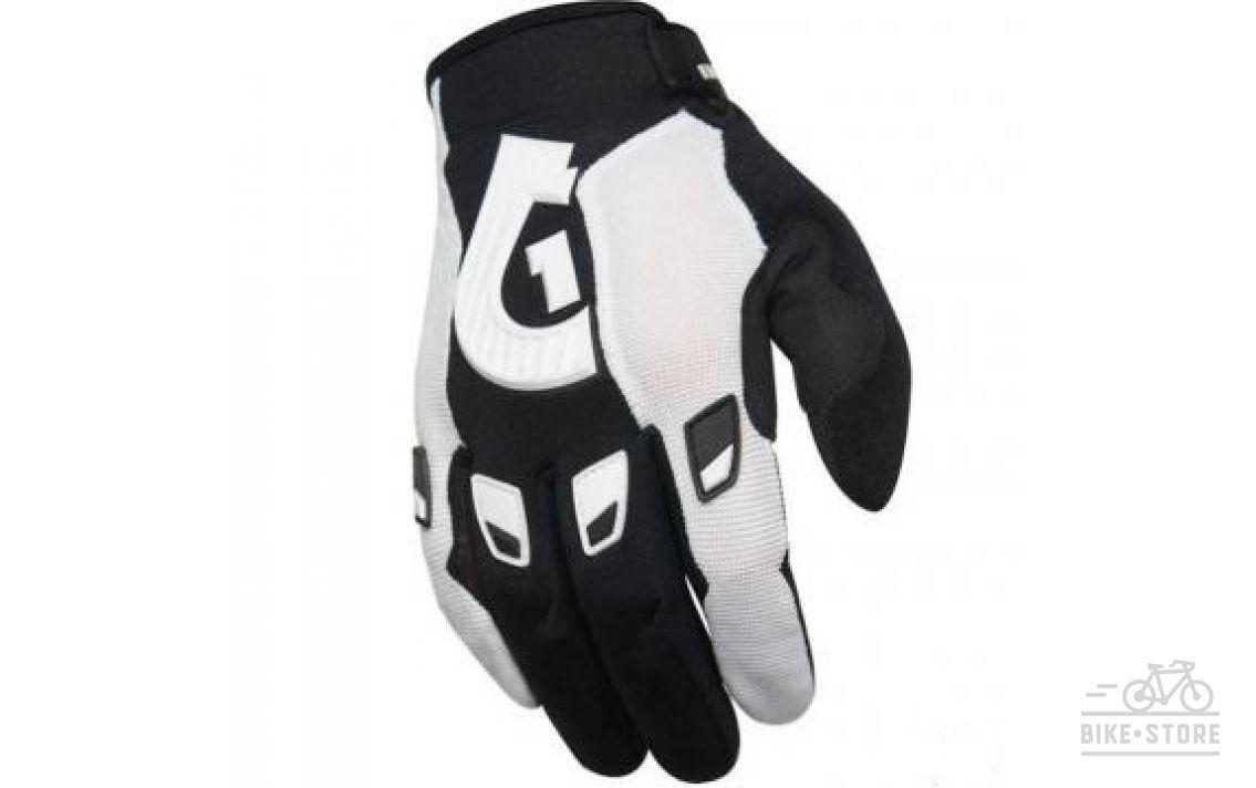 Велоперчатки 661 COMP GLOVE BLACK/WHITE M