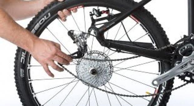 Як розібрати гірський велосипед?