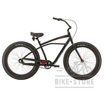 Велосипед Felt Cruiser Float satin black 3sp