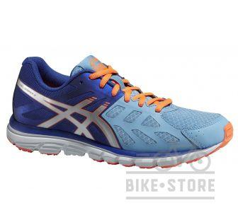 Кросівки Asics GEL-ZARACA 3 Блакитний / Сріблястий / Помаранчевий
