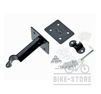Кріплення для велокошика Point чорне