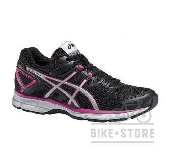 Кросівки Asics GEL-GALAXY 8 Чорний / Сріблястий / Рожевий
