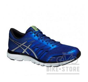 Кросівки Asics GEL-ZARACA 4 синій / срібний / чорний