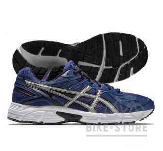 Кросівки Asics PATRIOT 7 синій / срібний / чорний