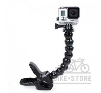 Кріплення GoPro JAWS FLEX CLAMP