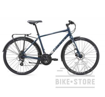 Велосипед Giant Escape 2 City Disc темно синій