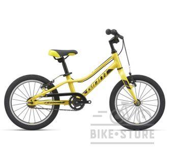 Велосипед Giant ARX 16 желтый