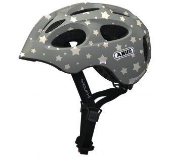 Велошлем Abus YOUN-I Grey Star