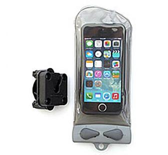 Водонепроницаемый чехол с креплением на велоруль Aquapac Mini Bike-Mounted Phone Case