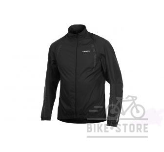 Велокуртка Craft 1900701 AB CONVERT JACKET MEN 9999 Black