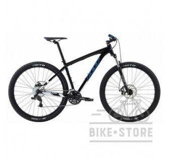 Велосипед Felt MTB NINE 80 black (white/blue)