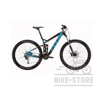 Велосипед Felt Virtue 60 Matte Black (cyan, charcoal)