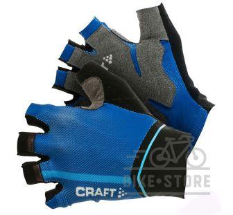 Велоперчатки Craft 1902594 2345 PB Glow Royal/Black/Ocean