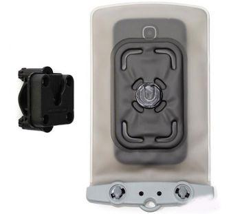 Водонепроницаемый чехол с креплением на велоруль Aquapac Small Bike-Mounted Phone Case