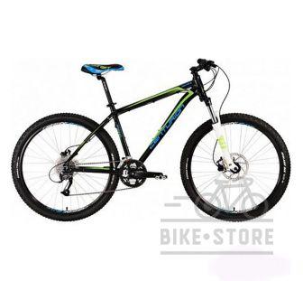 Велосипед Centurion BACKFIRE N7-HD, Silk Black
