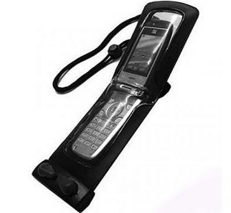 Водонепроницаемый чехол для мобильного телефона Aquapac 100мм*150мм с флипом