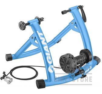 Велотренажер Giant Cyclotron Mag синий