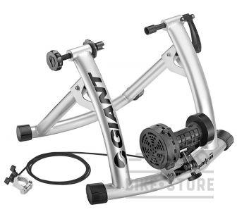 Велотренажер Giant Cyclotron Mag серый