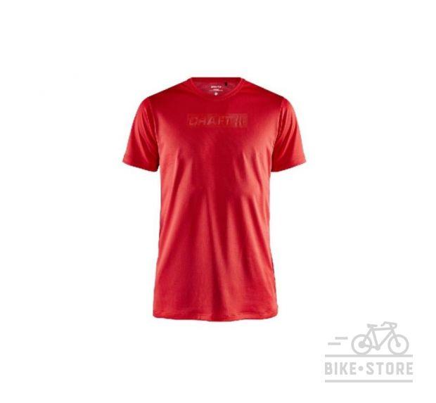 Футболка Craft CORE ESSENCE SS MESH TEE M430000 Bright red