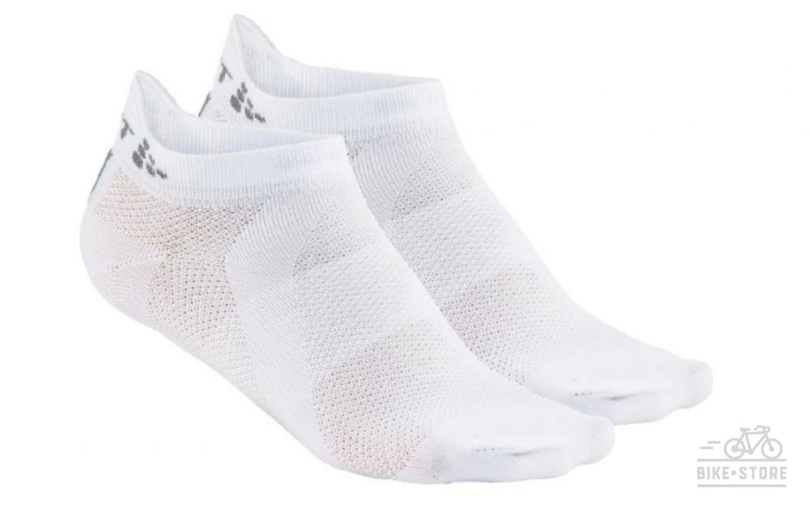 Носки Craft Cool Shaftless 2-Pack Sock 2900 WHITE