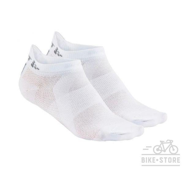 Шкарпетки Craft Cool Shaftless 2-Pack Sock 2900 WHITE