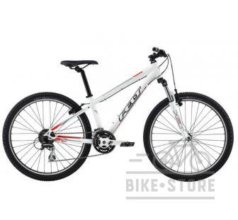 Велосипед Felt MTB Krystal 85 M white (bright red/silver)