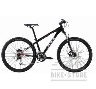 Велосипед Felt MTB Krystal 70 black (pale pink/white)