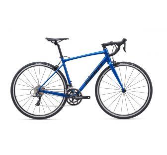 Велосипед Giant Contend 3 электрик синий