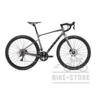 Велосипед Giant Revolt 2 метал чорний