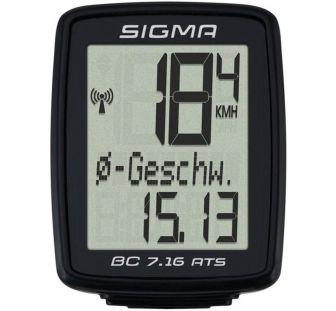 Велокомп'ютер Sigma BC 7.16 ATS