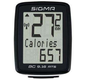Велокомп'ютер Sigma BC 9.16 ATS