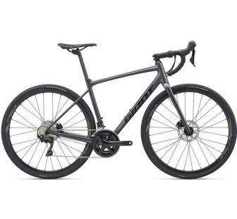 Велосипед Giant Contend AR 1 черный