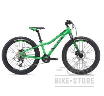 Велосипед Giant XTC Jr 24+ Flash зеленый