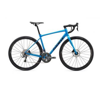 Велосипед Giant Contend AR 2 метал синій