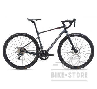 Велосипед Giant Revolt 1 черный