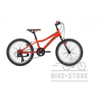 Велосипед Giant XTC Jr 20 Lite неон красный